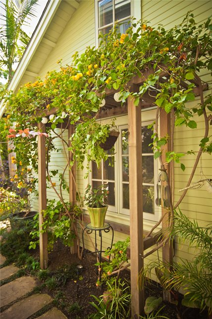 Pergola, Vines Country Landscape Design Landscaping Network Calimesa, CA