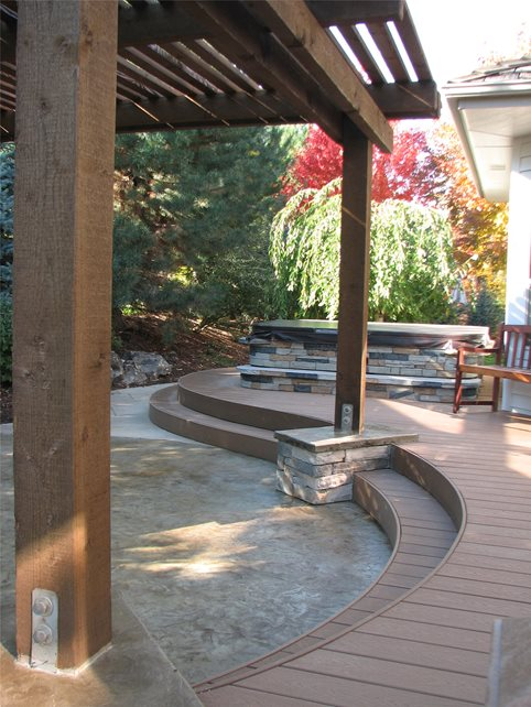 Deck Design Garden City Id Photo Gallery