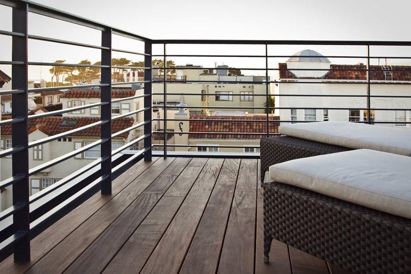 Deck Design San Francisco Ca Photo Gallery