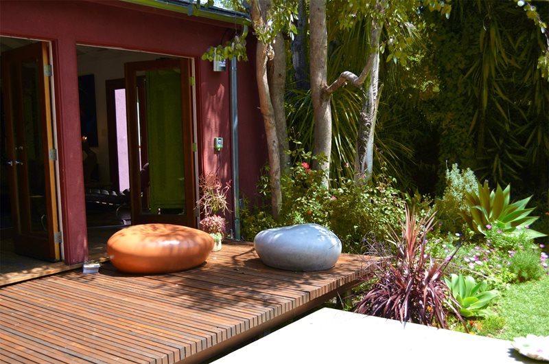 Small, Deck, Pebbles Deck Design Landscaping Network Calimesa, CA