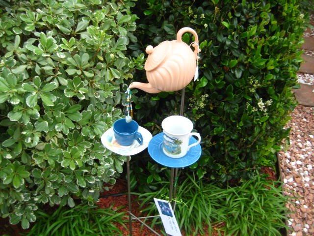Decorative Tea Pots Decor and Accessory Landscaping Network Calimesa, CA