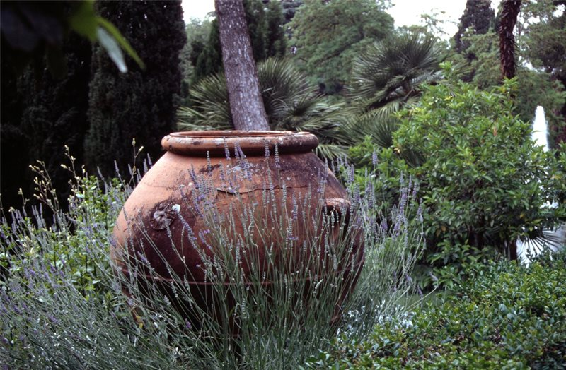 Garden Urn Decor and Accessory Maureen Gilmer Morongo Valley, CA