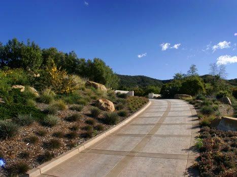 Decorative Concrete Driveway Driveway Kiesel Design Ventura, CA
