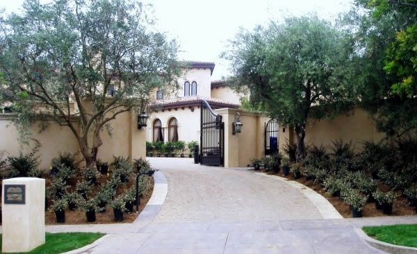 Driveway Los Angeles Ca Photo Gallery Landscaping
