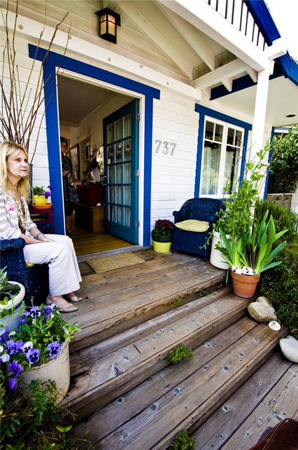 Entryway, Stairs Entryways, Steps and Courtyard Landscaping Network Calimesa, CA