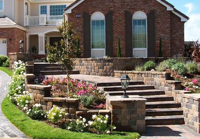 Entryways Steps And Courtyard Moorpark Ca Photo
