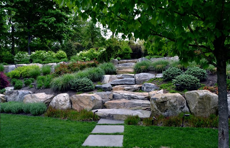 Entryways, Steps and Courtyard Scenic Landscaping Haskell, NJ