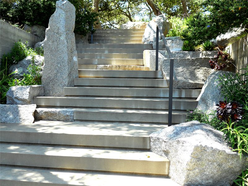 Steps, Shade Entryways, Steps and Courtyard Landscaping Network Calimesa, CA