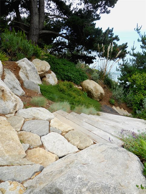 Steps, Stones Entryways, Steps and Courtyard Landscaping Network Calimesa, CA
