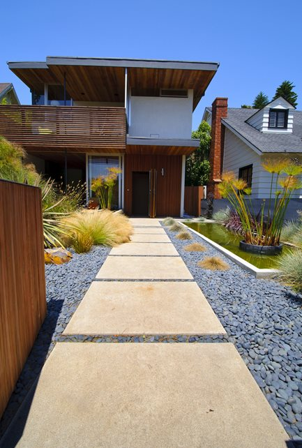 Walkway Entryways, Steps and Courtyard Landscaping Network Calimesa, CA