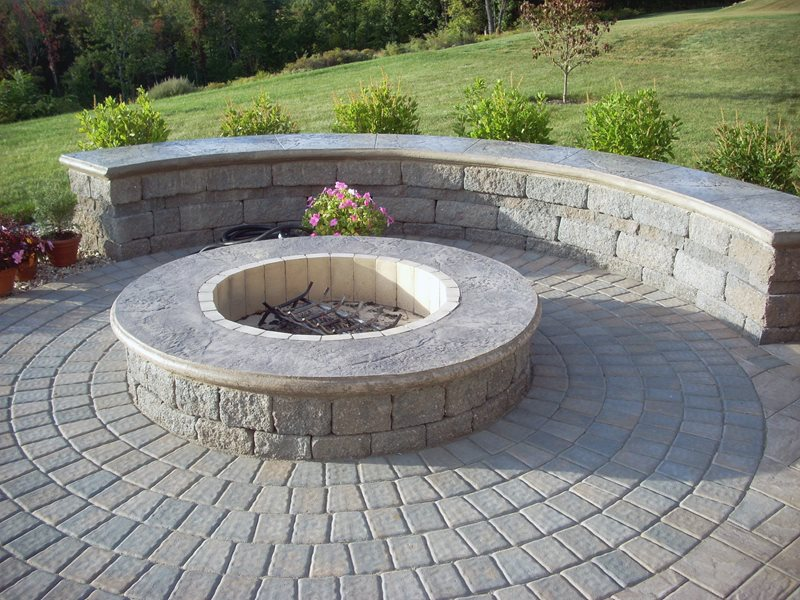 Fire Pit Highland Ny Photo Gallery Landscaping Network