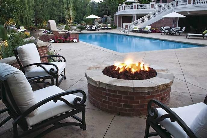 Fire Pit Denver Co Photo Gallery Landscaping Network