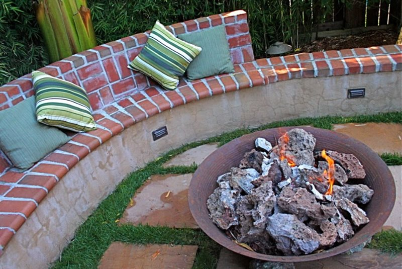 Fire Pit Lagunitas Marin County Ca Photo Gallery