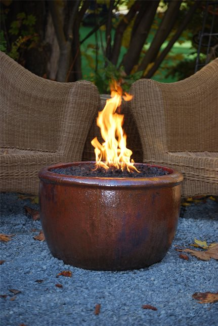 Fire Pit - Woodinville, WA - Photo Gallery - Landscaping Network