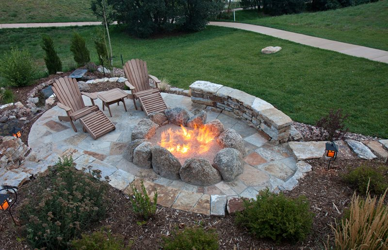 fire pit calimesa ca photo gallery landscaping network