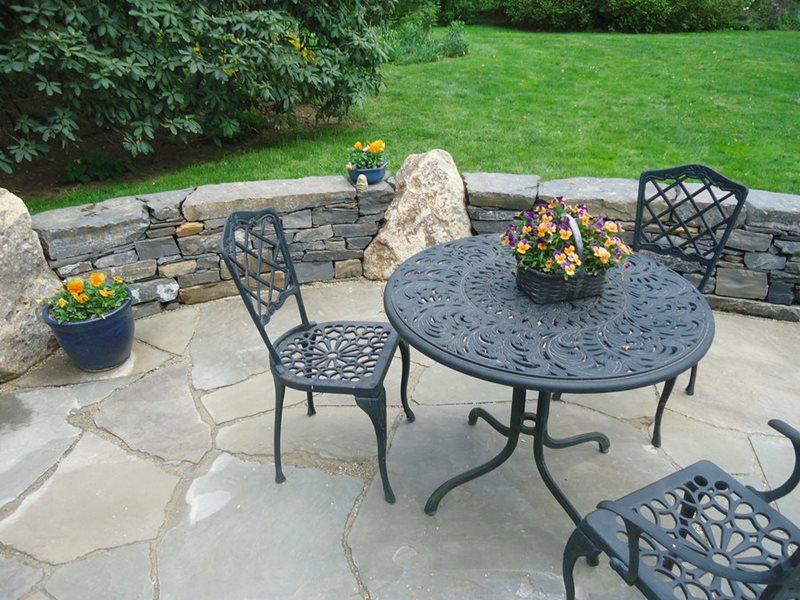 Flagstone Patio Devine Escapes Schwenksville, PA