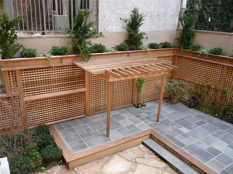 Flagstone Mickael David Pelow Gardens Queens, NY