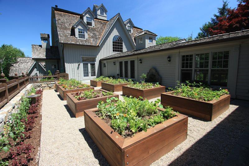 Raised Beds, Food Garden, Veggie Garden Food Garden Fairfield House U0026 Garden  Co.
