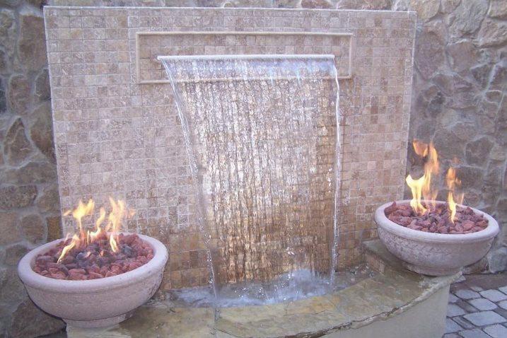 Fountain mesa az photo gallery landscaping network for Pond plants mesa az