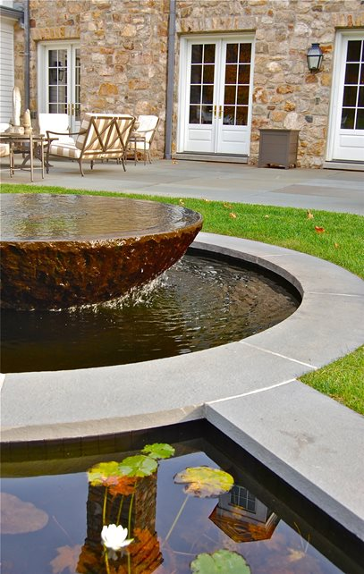 Fountain Pittstown Nj Photo Gallery Landscaping Network