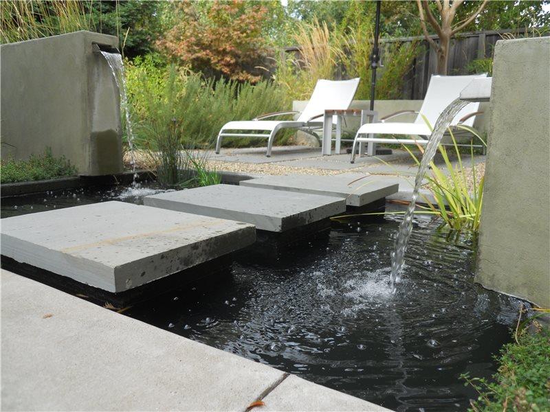 Fountain Huettl Landscape Architecture Walnut Creek, CA