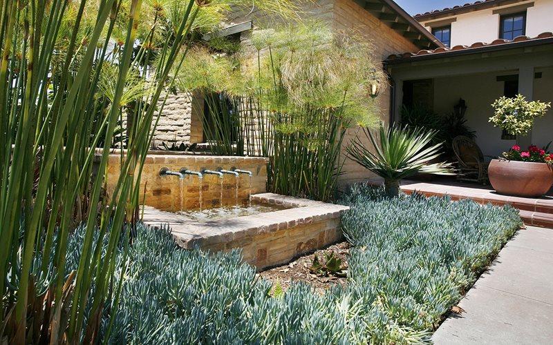 Mediterranean Fountain Fountain Landscape Development, Inc. Valencia, CA