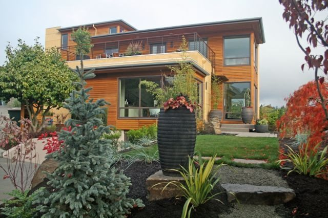Front Yard Landscaping Seattle Wa Photo Gallery
