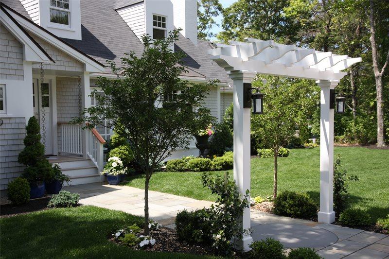 Low Maintenance Landscaping Ideas Curb Appeal Sidewalks