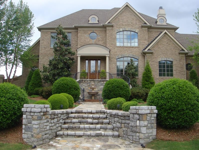 Front Yard Landscaping Hendersonville Tn Photo
