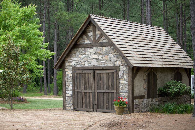 Garden Sheds Calimesa Ca Photo Gallery Landscaping Network