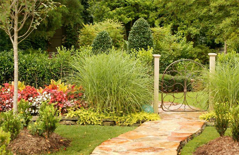 Custom Garden Gate Gates And Fencing Botanica Gardens Little Rock, AR