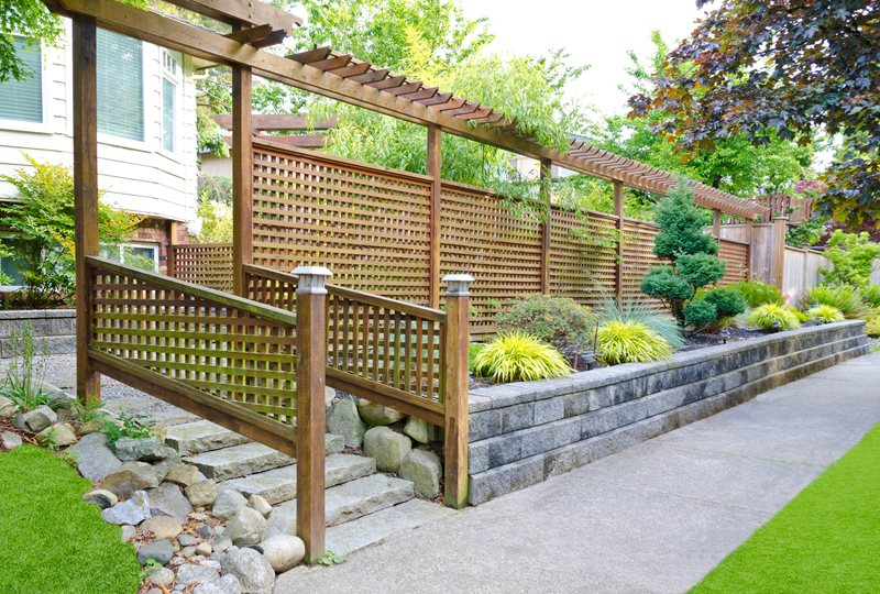Vegetable Garden Fences