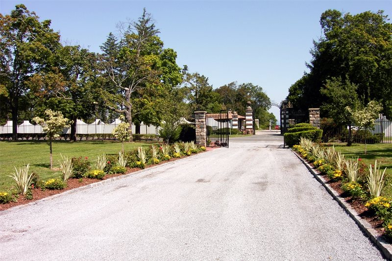 Gravel Driveway Pictures Gallery Landscaping Network