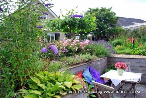 Patio, Netherlands International Landscaping Hans Pardoel Tuinen Utrecht,
