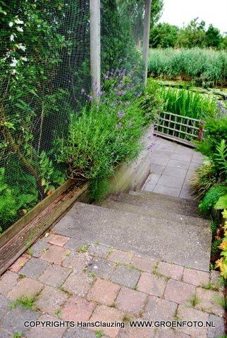 Stairs, Netherlands International Landscaping Hans Pardoel Tuinen Utrecht,