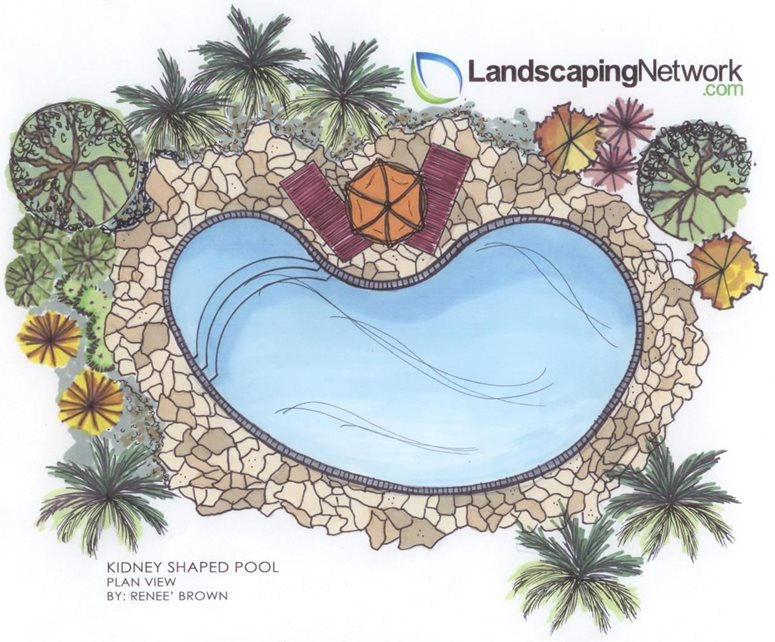 Landscape Drawings Calimesa Ca Photo Gallery
