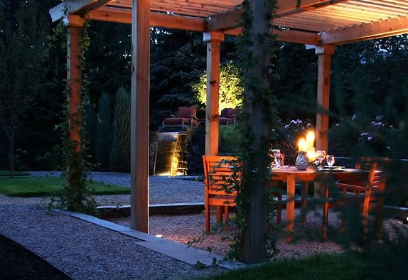 Outdoor Lighting Lighting biota | A Landscape Design + Build Firm Minneapolis, MN
