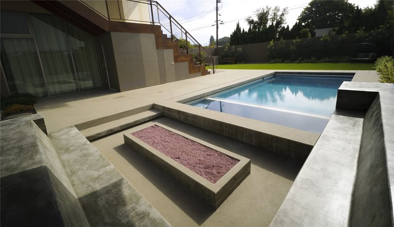 Los angeles landscaping venice ca photo gallery for Pool design los angeles