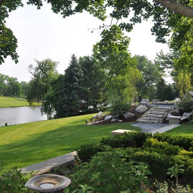 Midwest Landscaping Milieu Design Wheeling, IL
