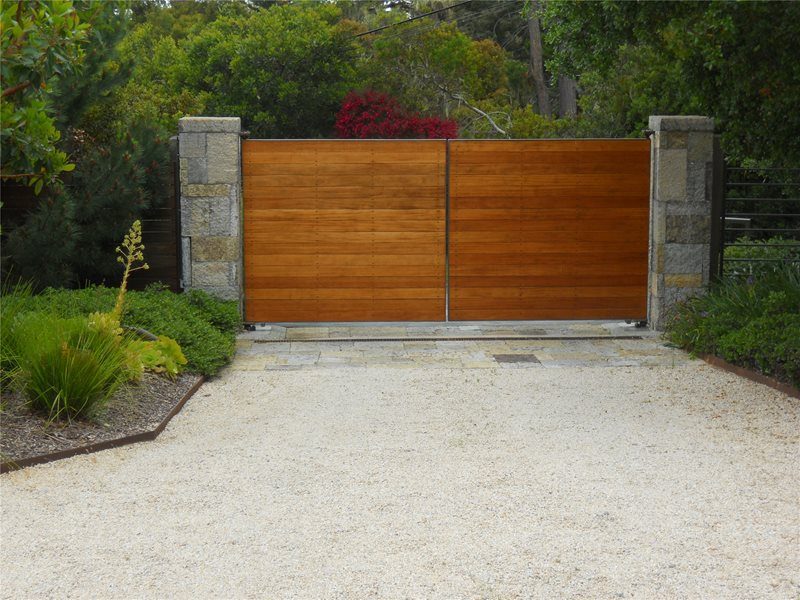 Driveway, Gate Modern Landscaping Landscaping Network Calimesa, CA