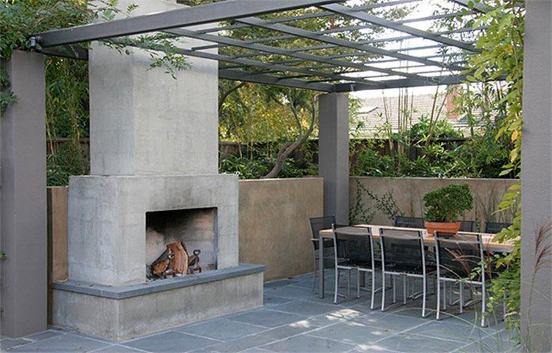 Modern Landscaping Huettl Landscape Architecture Walnut Creek, CA