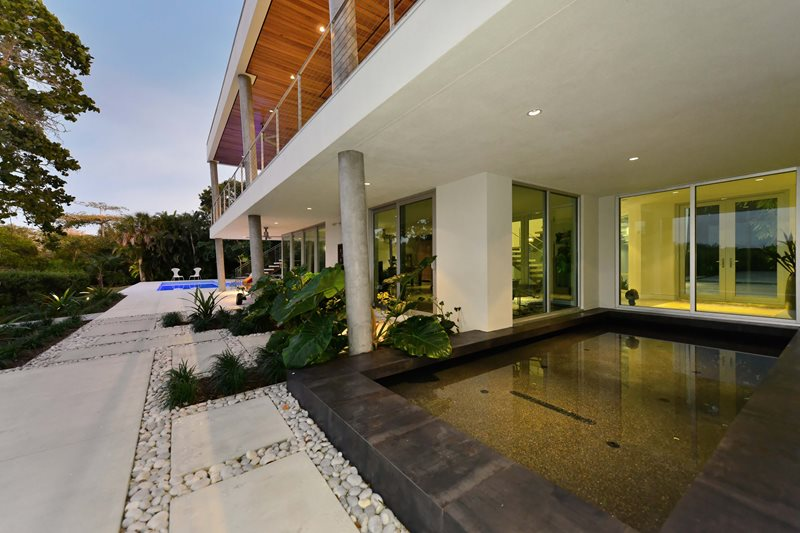 modern landscaping - sarasota  fl - photo gallery