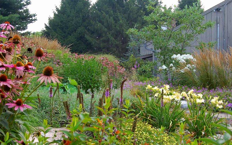 Naturalistic Garden Tour Strasburg Pa Photo Gallery