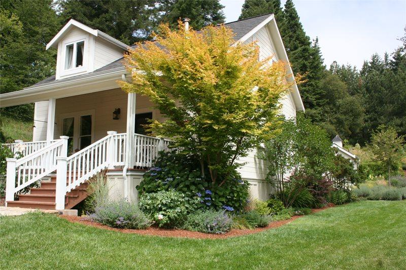 Northern California Landscaping Genevieve Schmidt Landscape Design and Fine Maintenance Arcata, CA