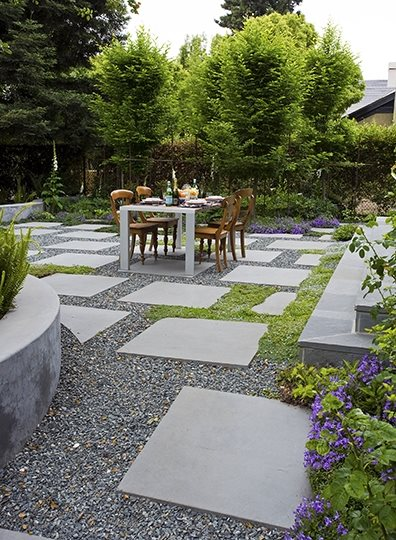 Northern California Landscaping Henning-Anderson Oakland, CA