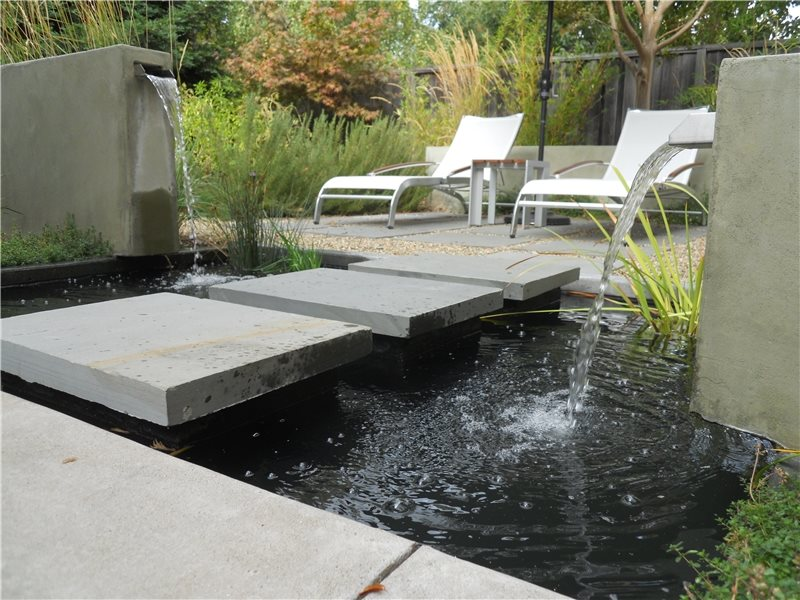 Northern California Landscaping Huettl Landscape Architecture Walnut Creek, CA