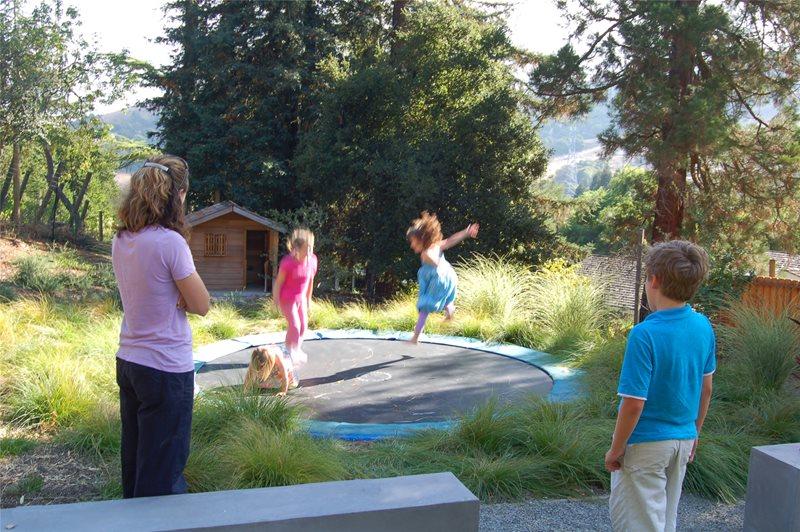 Northern California Landscaping Huettl Landscape Architecture Walnut Creek, CA