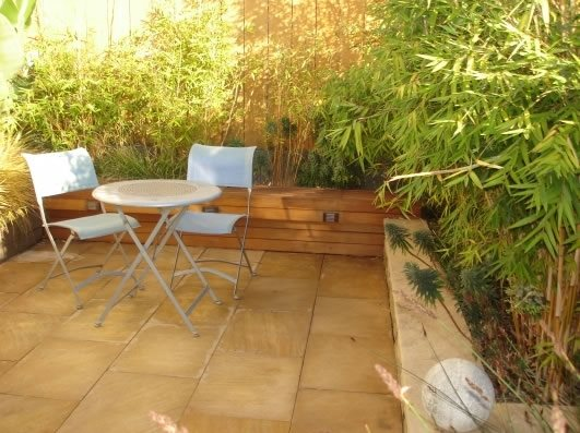 Small Patio Design Northern California Landscaping Outer Space Landscape Architecture San Francisco, CA