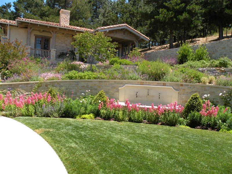 Northern California Landscaping Suzman Design Associates San Francisco, CA