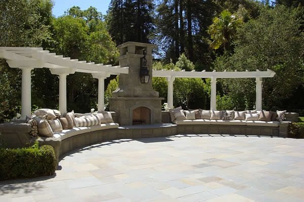 Outdoor Fireplace Petaluma Ca Photo Gallery
